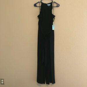 CeCe jumpsuit black Sz 2